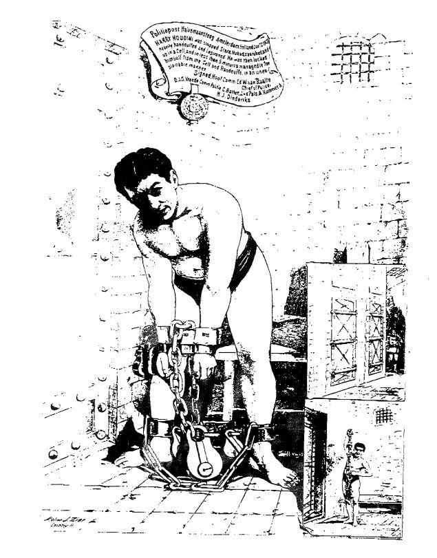 Zauberer Hamburg Houdini